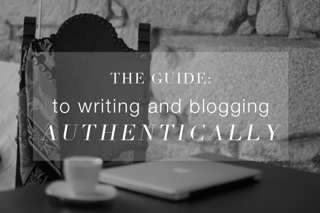 Lesley Stefanski, blogging, authentically